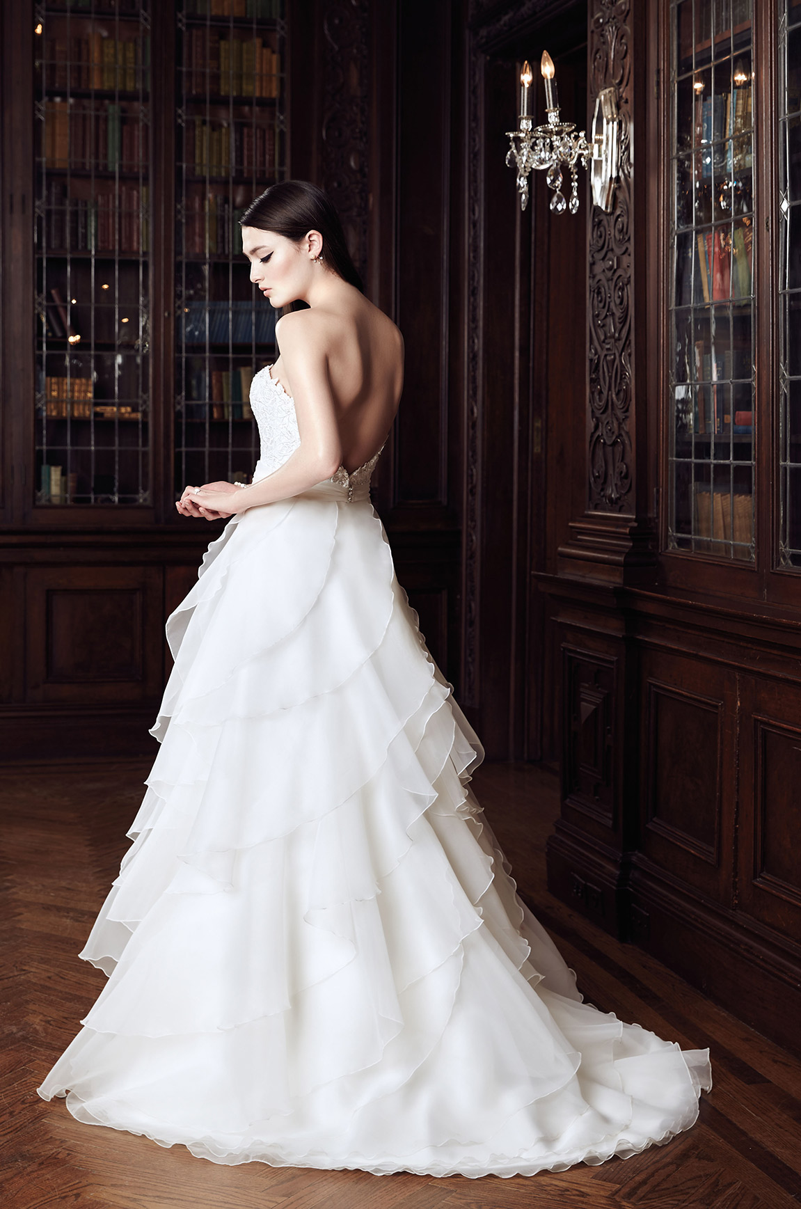 Wedding Dresses Jefferson St Dallas Tx : Style back mikaella bridal wedding dress gown