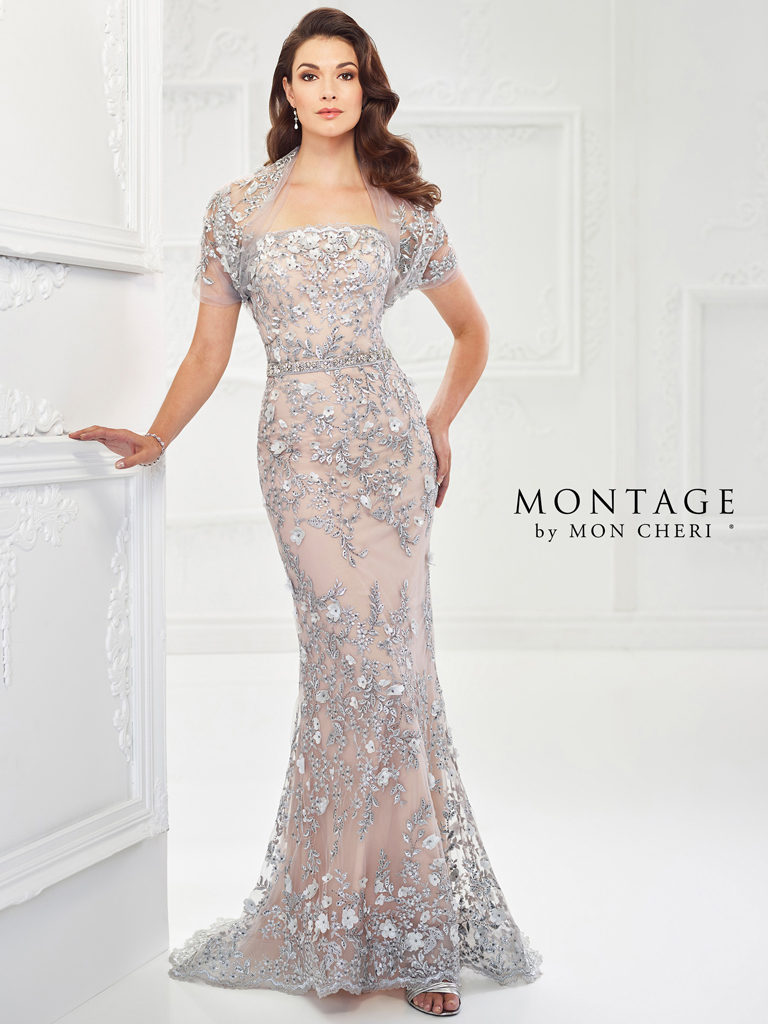 Mother of the Bride Dresses - Montage by Mon Cheri - Dallas, TX